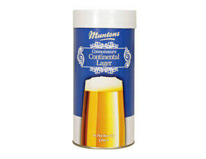 Muntons Continental Lager 1.8 кг